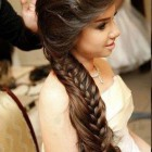 Pakistani hairstyles for long hair