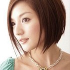 Short and medium hairstyles for women