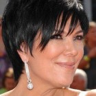 Short hairstyles for full figured women