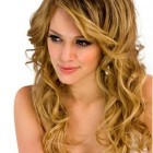 Simple prom hairstyles for long hair