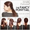 Step by step prom hairstyles for long hair