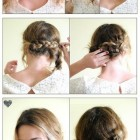 Tutorials for hairstyles