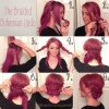 Updo hairstyles tutorial