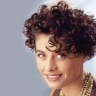 Very curly hairstyles