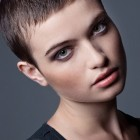 Very very short hairstyles for women