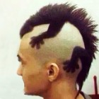 Crazy haircuts