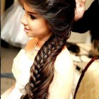 Evening hairstyles for long hair