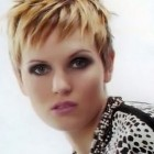 Extra short haircuts for women