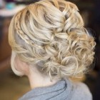 Formal updo hairstyles