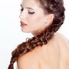 Hairstyles for braids