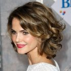 Hairstyles for curly thick hair