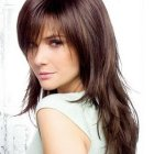 Hairstyles for long layered hair