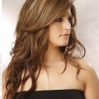 Hairstyles for thick long hair