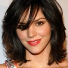 Medium length hairstyles for thin hair