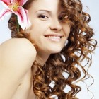 Quick hairstyles for curly hair