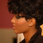 Short haircuts for black people