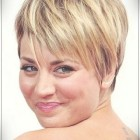 2020 short haircuts for round faces