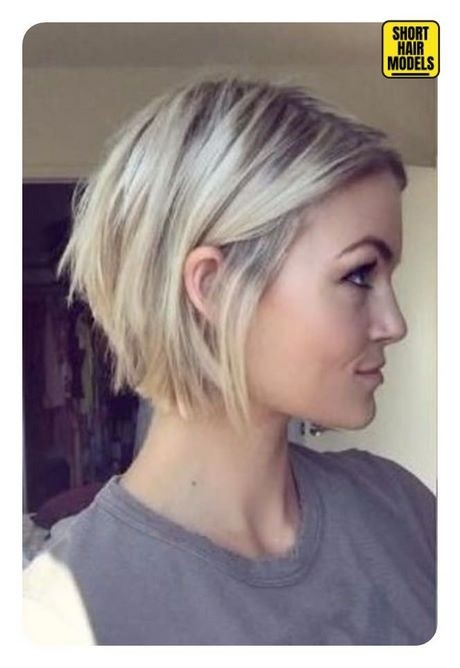 Chic short hairstyles 2020