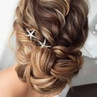 Hairstyle for wedding 2020