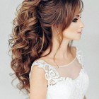 Hairstyles for brides 2020