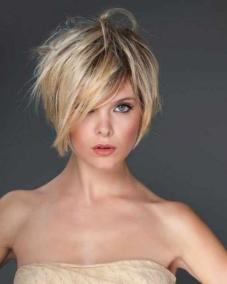 Short hairstyles for spring 2020