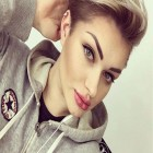 Very short hairstyles for women 2020
