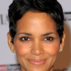 Halle berry short haircuts