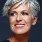 Mature short hairstyles for women