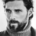 Mens hairstyles medium