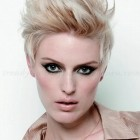 Short funky haircuts for women