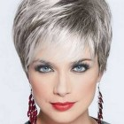 Short haircut for women over 50