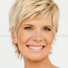 Short haircuts over 50
