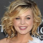 Short hairstyles for homecoming