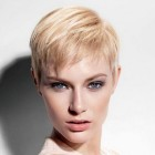Short hairstyles pixie cut