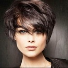 Short women haircut
