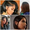 Black hairstyles for long hair 2017