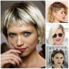 Bobbed hairstyles 2017