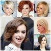 Celebrity short hairstyles 2017