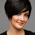 Fashionable short haircuts for women 2017