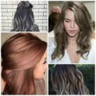 Hair color ideas for 2017
