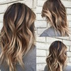 Hairstyle and color 2017
