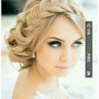 Hairstyle for bride 2017