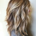 Hairstyles for shoulder length hair 2017