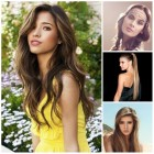 Long hairstyle for 2017