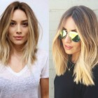 Mid length hairstyles 2017