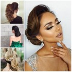 New prom hairstyles 2017