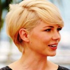 Short hairstyles for ladies 2017