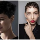 Short hairstyles for spring 2017
