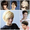 Short trendy haircuts 2017