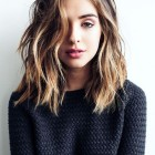 Shoulder length haircut 2017